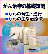 がん治療の基礎知識 がんの発生・進行 がんの主な治療法